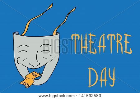 Comedy Theater Mask