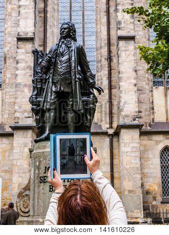 Neues Bach Denkmal Hdr