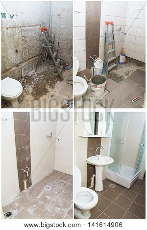 Bathroom The Renovation