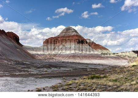 The Tepees - Petrified Forest National Park