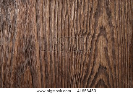 Grunge wooden texture. Dark natural wood, rustic ackground