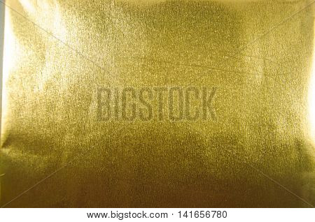 gold metal paper texture background for design