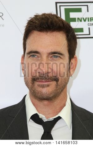 LOS ANGELES - AUG 6:  Dylan McDermott at the 4th Annual Ed Asner And Friends Poker Tournament For Autism Speaks at the South Park Center  on August 6, 2016 in Los Angeles, CA