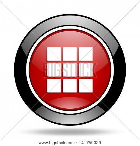 thumbnails grid icon