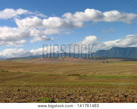 Winter Clouds, Western Cape, South Africa 01 f