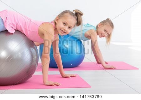 Children And Exercise Ball