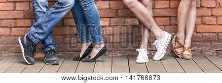 Young People Legs