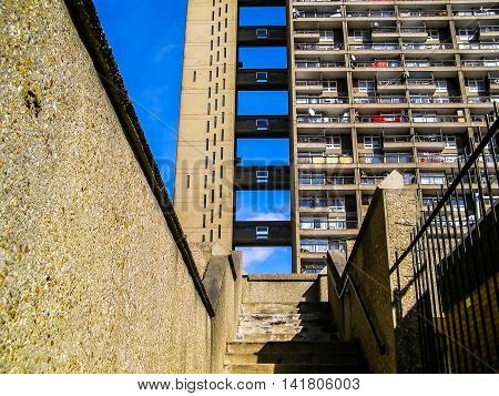 Trellick Tower Hdr