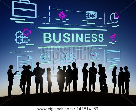 Business Team Strategy Management Marketing Concept