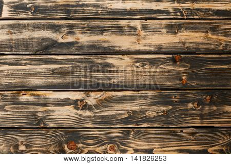 Aged plank dark and light color. wood texture