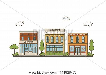 Urban Scene Concept