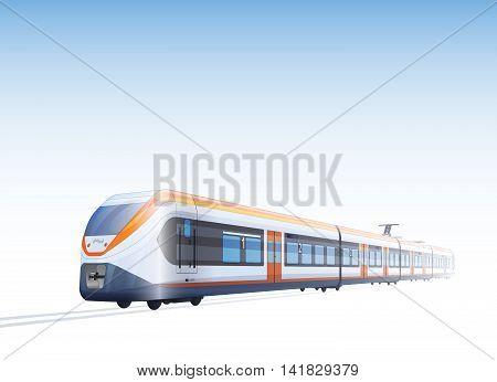 Hight Speed Train