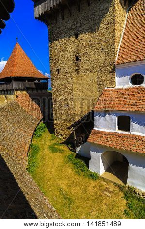 Images From Viscri Fortified Monastery