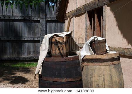 Old Buckets