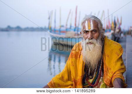 Hindu Teacher.