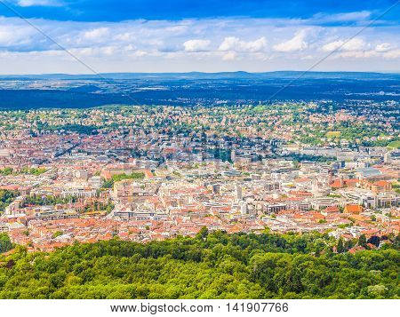 Stuttgart Germany Hdr