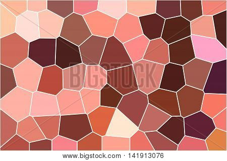 Abstract background, abstraction, abstract mosaic background, geometric background, mosaic pattern, illustration