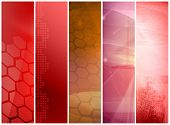 abstract composition - perfect for your projects poster