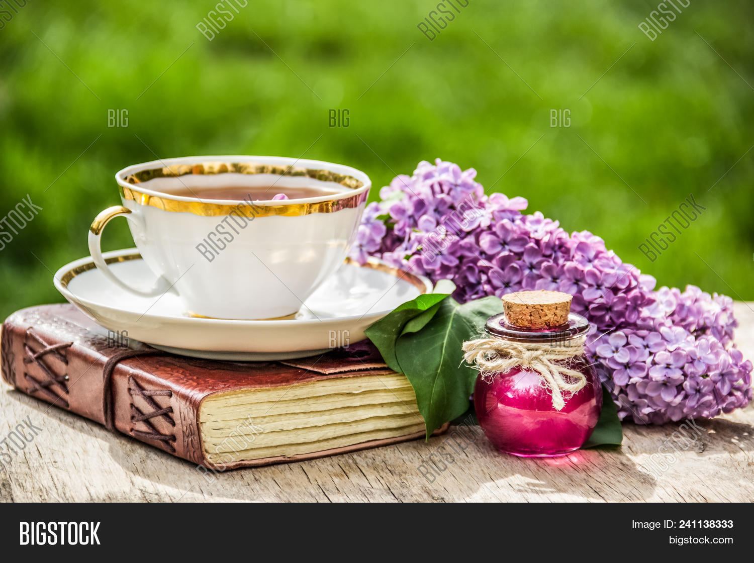 Cup Tea Drink Love Image Photo Free Trial Bigstock