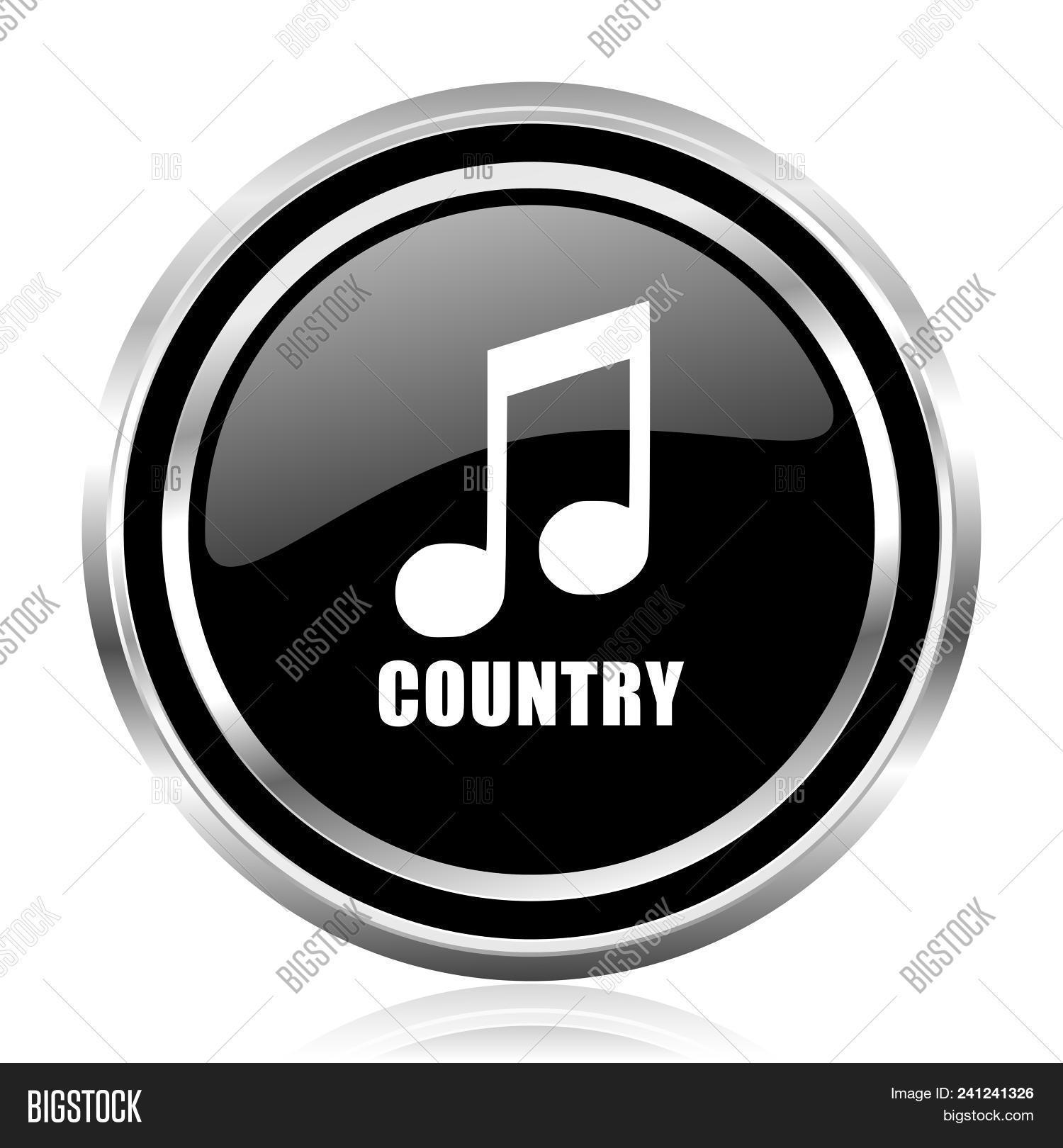 Music Country Black Image & Photo (Free Trial) | Bigstock