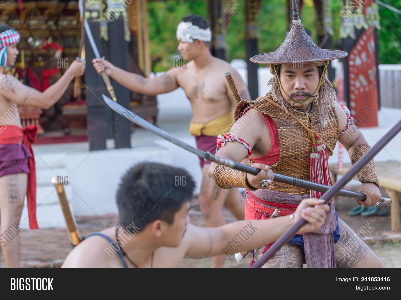 Thai Ancient Warrior Image & Photo (Free Trial)   Bigstock