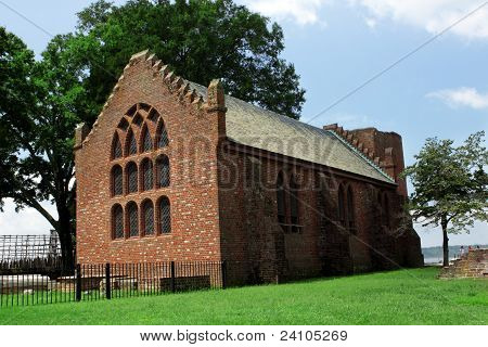 Jamestown Colony Church