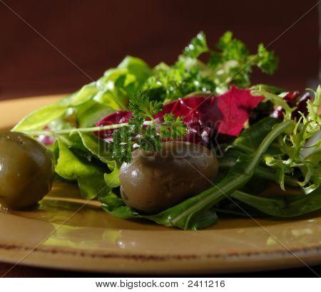 Greek Olive Salad