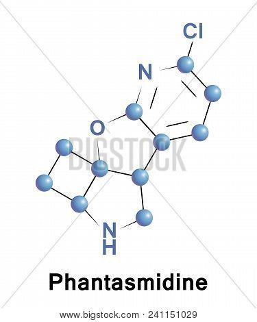 Phantasmidine Is A Toxic Substance Derived From The Ecuadorian Poisonous Frog Anthonys Poison Arrow