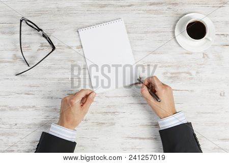 When you need to write it down