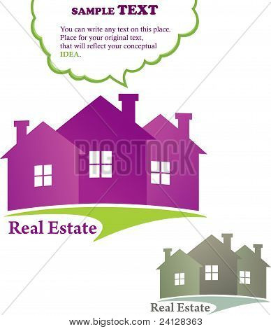 Three houses (real estate)