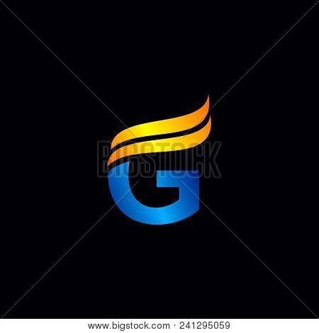 G Letter Logo Design Vector Illustration Template, G Letter Logo Vector, Creative Letter G Letter Lo