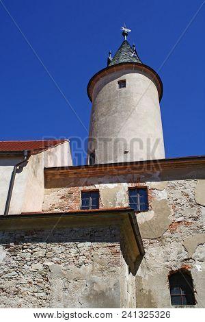 Ledec Nad Sazavou - The Castle Above The River Sazava, Czech Republic, Central Europe