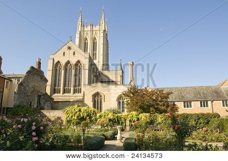 Cathedral, Bury St Edmunds
