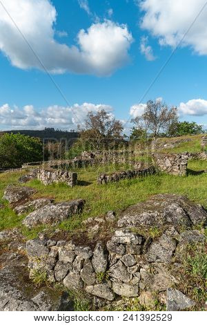 The Castro De Romariz Is A Fortified Settlement Dating From The 5th Century Bc, With Occupancy Level