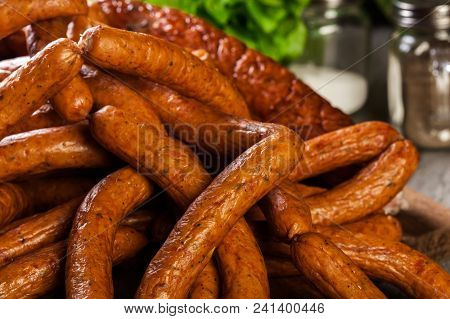 Assorted Smoked Sausages