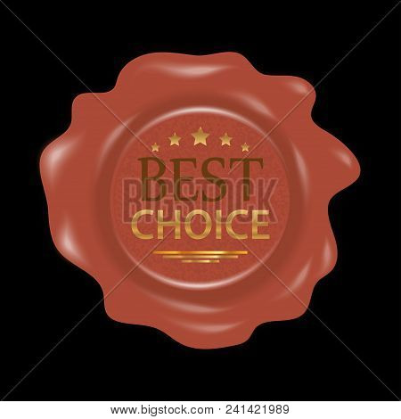 wax stamp rubber vector photo free trial bigstock