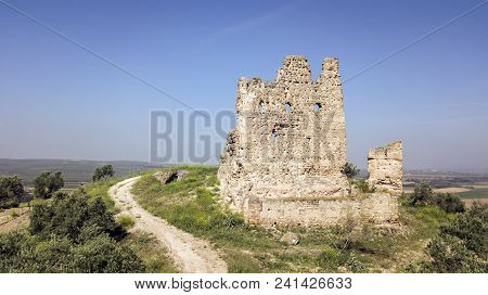 Castle Of Huelgas, Also Known As Castle Of Estiviel Is A Castle Of Andalusi Time, Located In The Mun