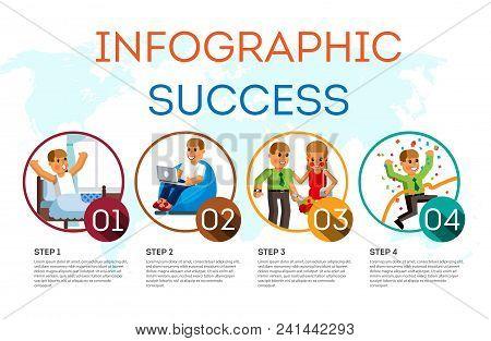 Infographic. Business Infographics. Infographics Success. Business Infographic Template. Business Co
