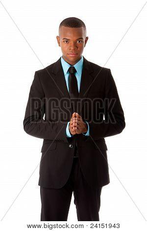 Executive Corporate Business Man