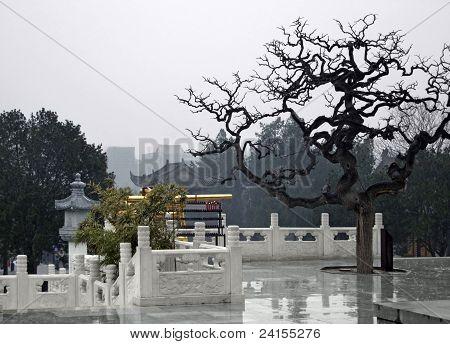 At Xian In China