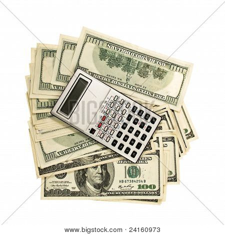 Calculator on money