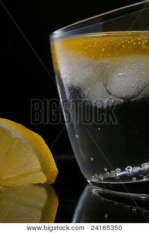 Gin And Tonic Partial