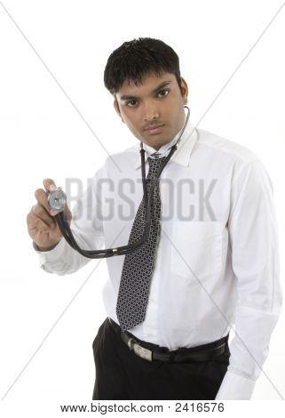 Male Medical Professional