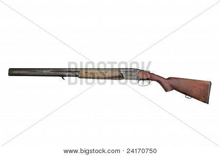 Old Hunting Gun Toz-34Er