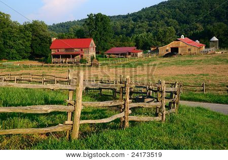 Farm In The Valley