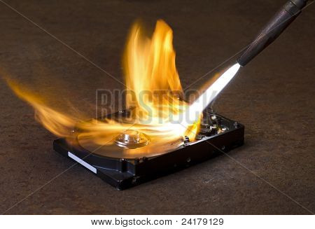 Welding Torch And Hdd