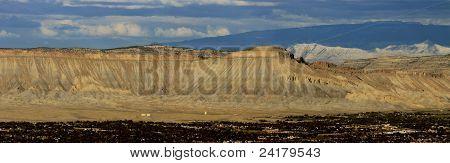 Mount Garfield Panorama