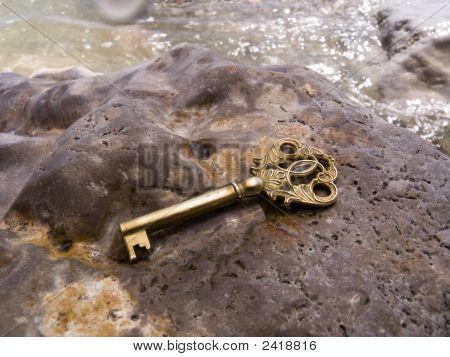 Key On A Wet Stone