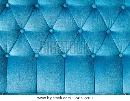 Texture of blue fabric vintage