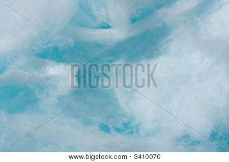 Blue Cotton Candy
